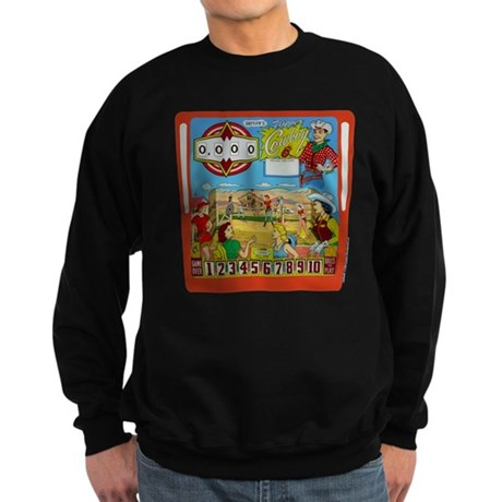 "Gottlieb® ""Flipper Cowboy"" Sweatshirt (dark)"