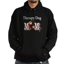 Therapy Dog Mom Hoodie