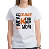 I Wear Orange For My Mom Tee