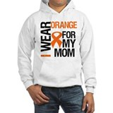 I Wear Orange For My Mom Jumper Hoody