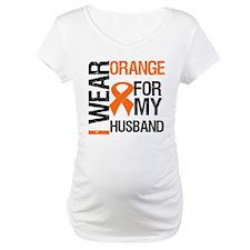 I Wear Orange For My Husband Shirt
