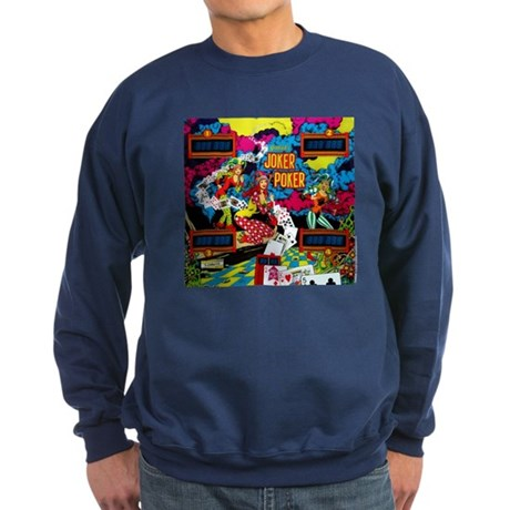 "Gottlieb® ""Joker Poker"" Sweatshirt (dark)"