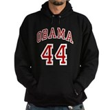 Barack Obama 44th President Hoody
