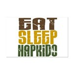 Eat Sleep Hapkido Mini Poster Print