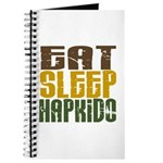 Eat Sleep Hapkido Journal