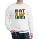 Eat Sleep Hapkido Sweatshirt