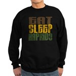 Eat Sleep Hapkido Sweatshirt (dark)