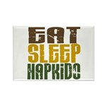 Eat Sleep Hapkido Rectangle Magnet (100 pack)