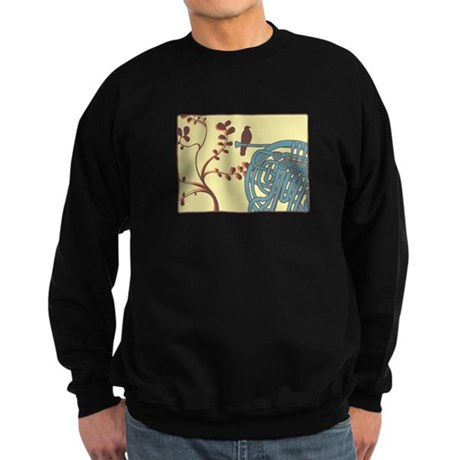 Vintage Horn Sweatshirt (dark)
