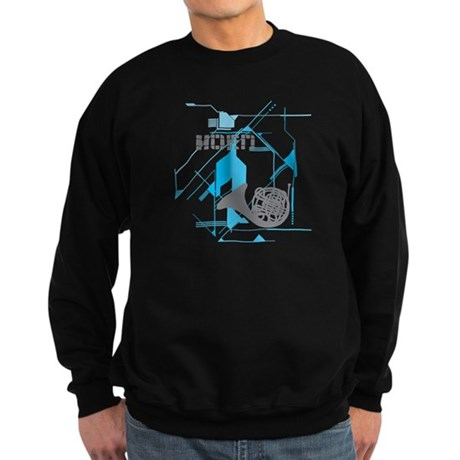 Tech Horn Sweatshirt (dark)