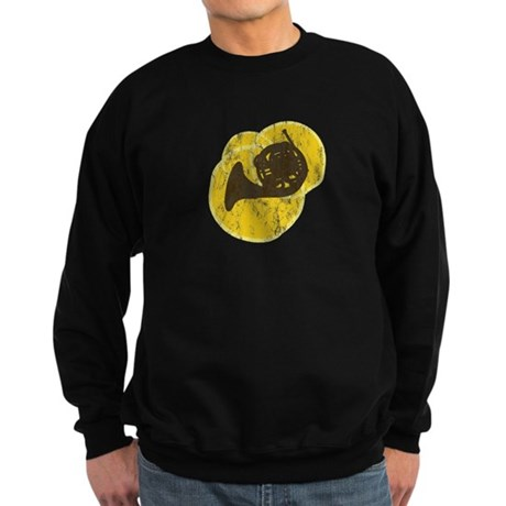 Horn Circles Sweatshirt (dark)