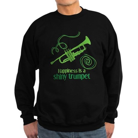 Shiny Trumpet Sweatshirt (dark)