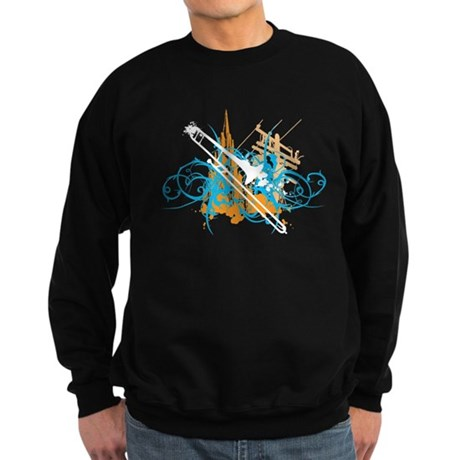 Urban Trombone Sweatshirt (dark)