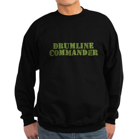 Drumline Commander Sweatshirt (dark)