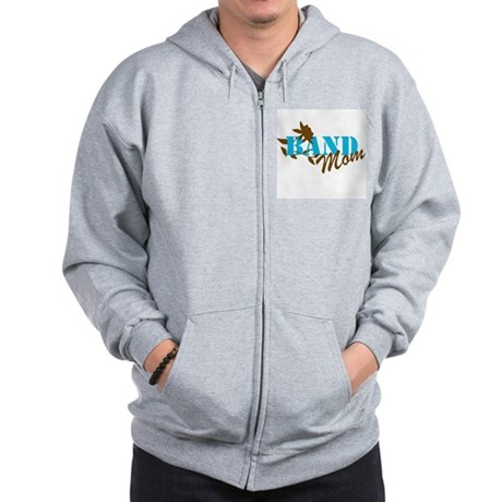 Band Mom Zip Hoodie