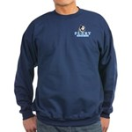 Husky Logo Sweatshirt (dark)