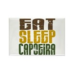Eat Sleep Capoeira Rectangle Magnet