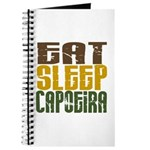Eat Sleep Capoeira Journal