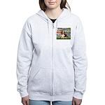 Lilies & Basse Women's Zip Hoodie