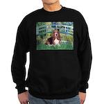 Lily Bridge Basset Sweatshirt (dark)