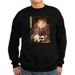 Queen & Basset Sweatshirt (dark)