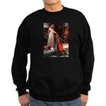 The Accolade & Basset Sweatshirt (dark)