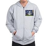 Starry / Bedlington Zip Hoodie