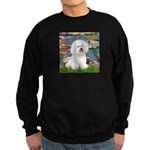 Llies & Bichon Sweatshirt (dark)
