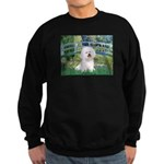 Bridge & Bichon Sweatshirt (dark)