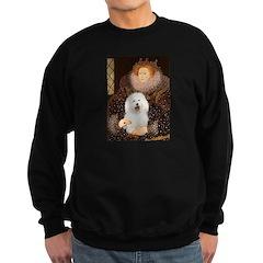 The Queen's Bolognese Sweatshirt (dark)