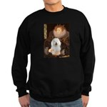 The Queen's Bolognese Sweatshirt (dark)