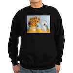 Sunflowers & Bolognese Sweatshirt (dark)