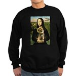 Mona & Border Terri Sweatshirt (dark)