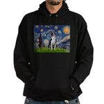 Starry Night Boston (#2) Hoodie (dark)