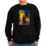 Cafe & Bouvier Sweatshirt (dark)