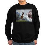 Creation...& Brindle Sweatshirt (dark)