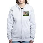 Lilies & Boxer Women's Zip Hoodie