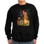 Fairies / Briard Sweatshirt (dark)