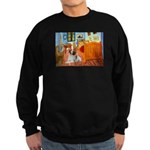 Room / Brittany Sweatshirt (dark)