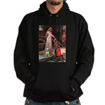 The Accolade Bull Terrier Hoodie (dark)