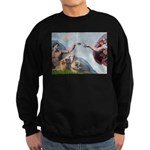 Creation/Cairn trio Sweatshirt (dark)
