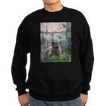 Seine/Cairn (brin) Sweatshirt (dark)