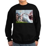 Creation / Catahoula Leopard Sweatshirt (dark)