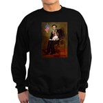 Lincoln's Cavalier Sweatshirt (dark)