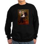 Lincoln's Cavalier Sweatshirt (dark)