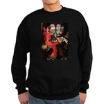 Lady & Cavalier (BT) Sweatshirt (dark)