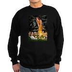 Fairies & Cavalier Sweatshirt (dark)