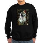 Opohelia & Tri Cavalier Sweatshirt (dark)