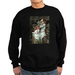Ophelia & Cavalier Sweatshirt (dark)