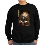 Queen & Cavalier (BT) Sweatshirt (dark)
